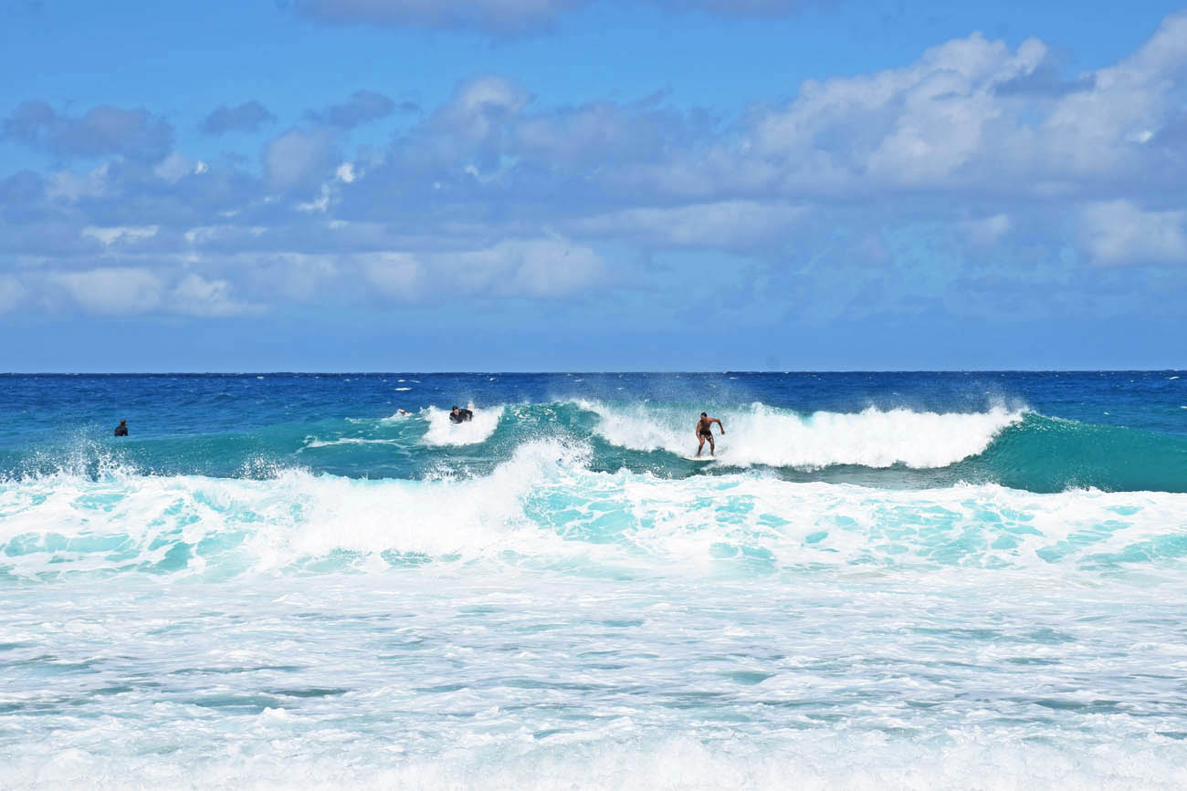 Banzai Pipeline - North Shore - Oahu - Havaí surf