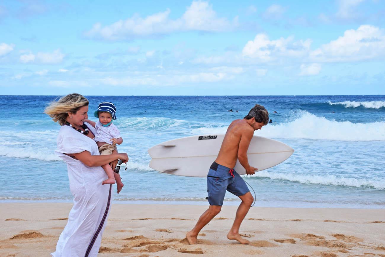 Banzai Pipeline - North Shore - Oahu - Havaí surf