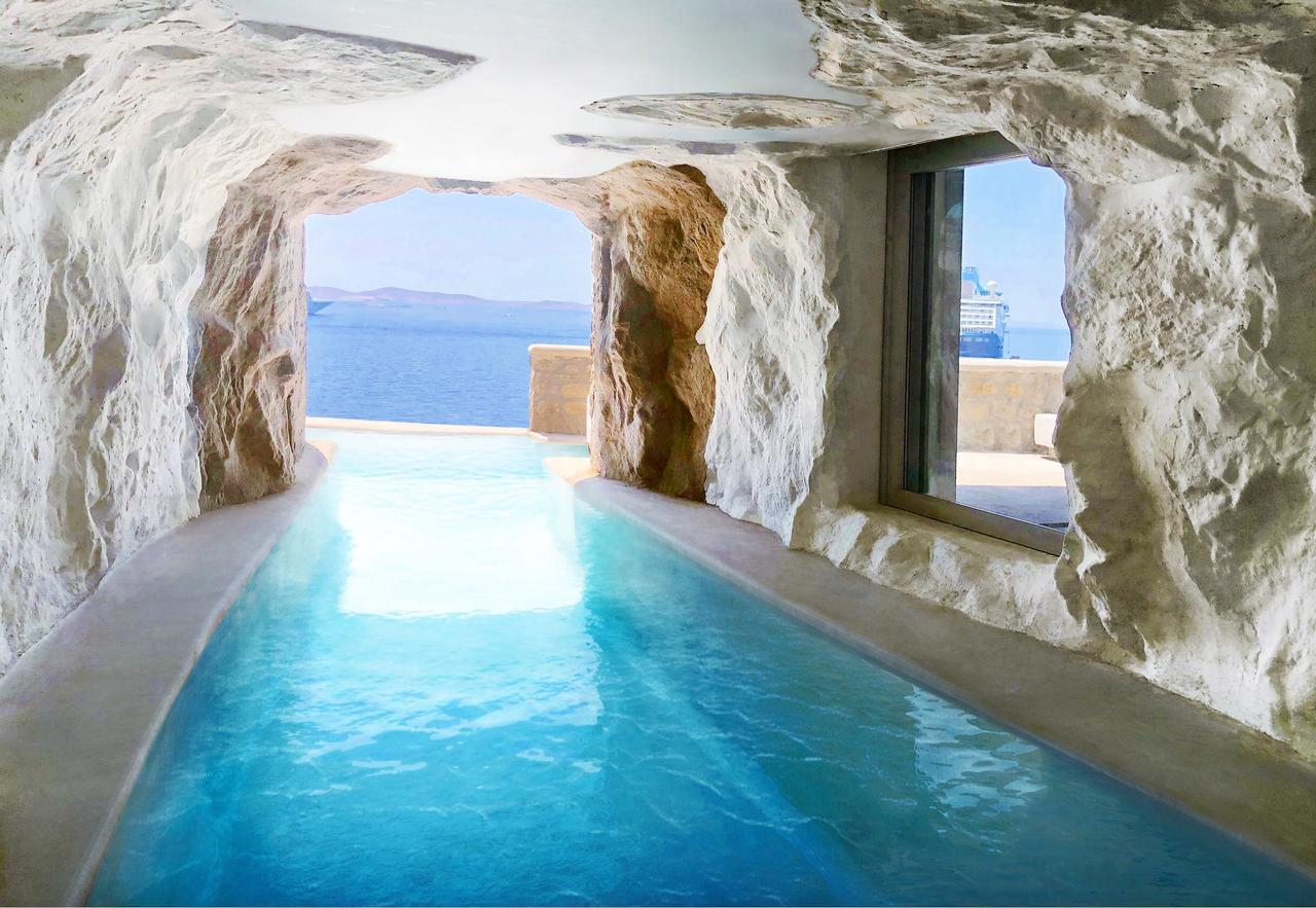 Onde ficar em Mykonos - melhores hotéis de luxo - Cavo Tagoo Mykonos Grécia