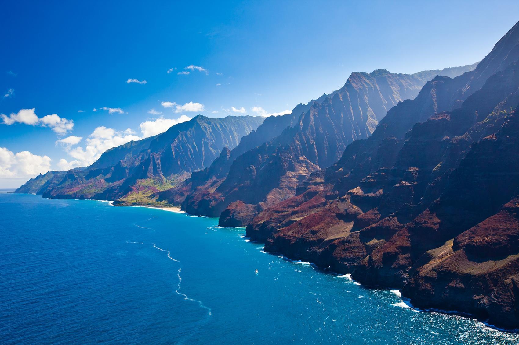 Kauai Napali Coast Hawaii