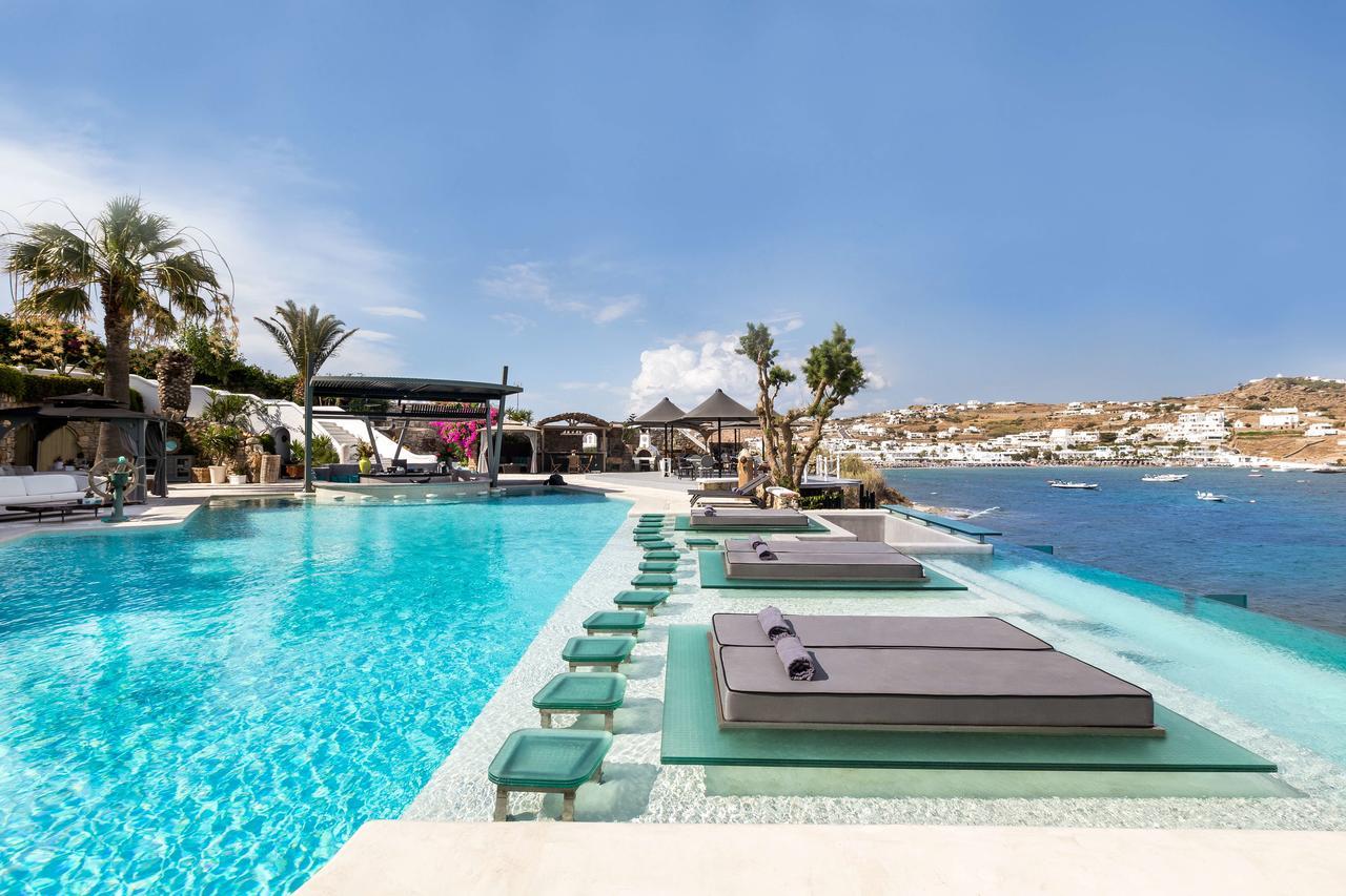 Onde ficar em Mykonos - dicas de hotéis em Mykonos Grécia - Kivotos Mykonos - melhores hotéis de luxo