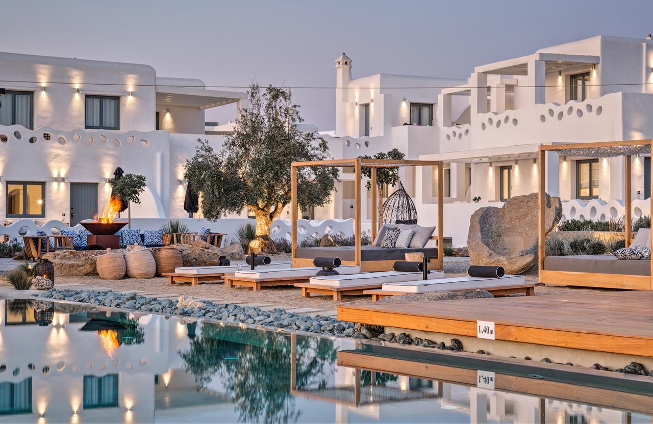Portes Suites and Villas Mykonos - hotel barato grécia