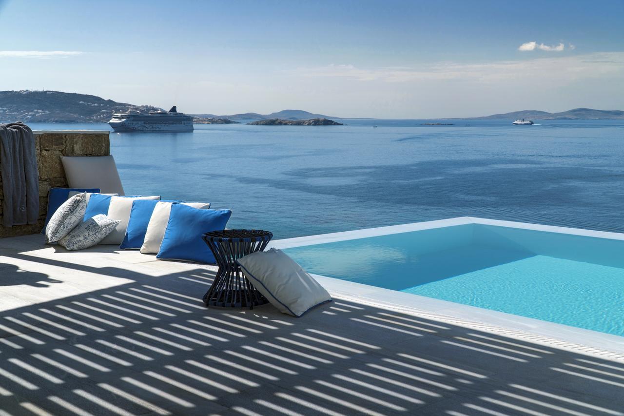 Suite Signature hotel Mykonos Riviera Grécia - melhores hotéis de mykonos - dicas de onde ficar em mykonos