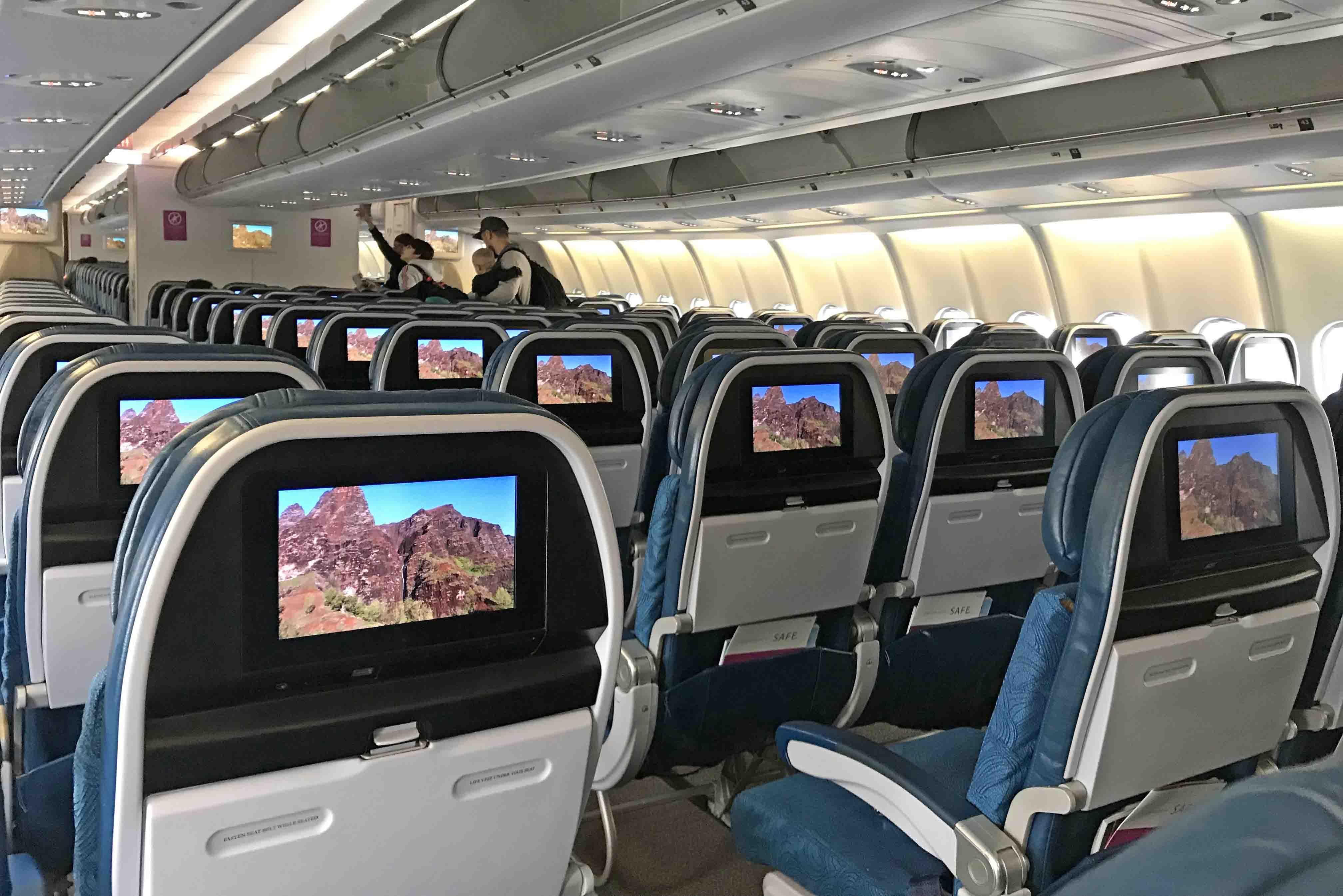aeronave hawaiian airlines