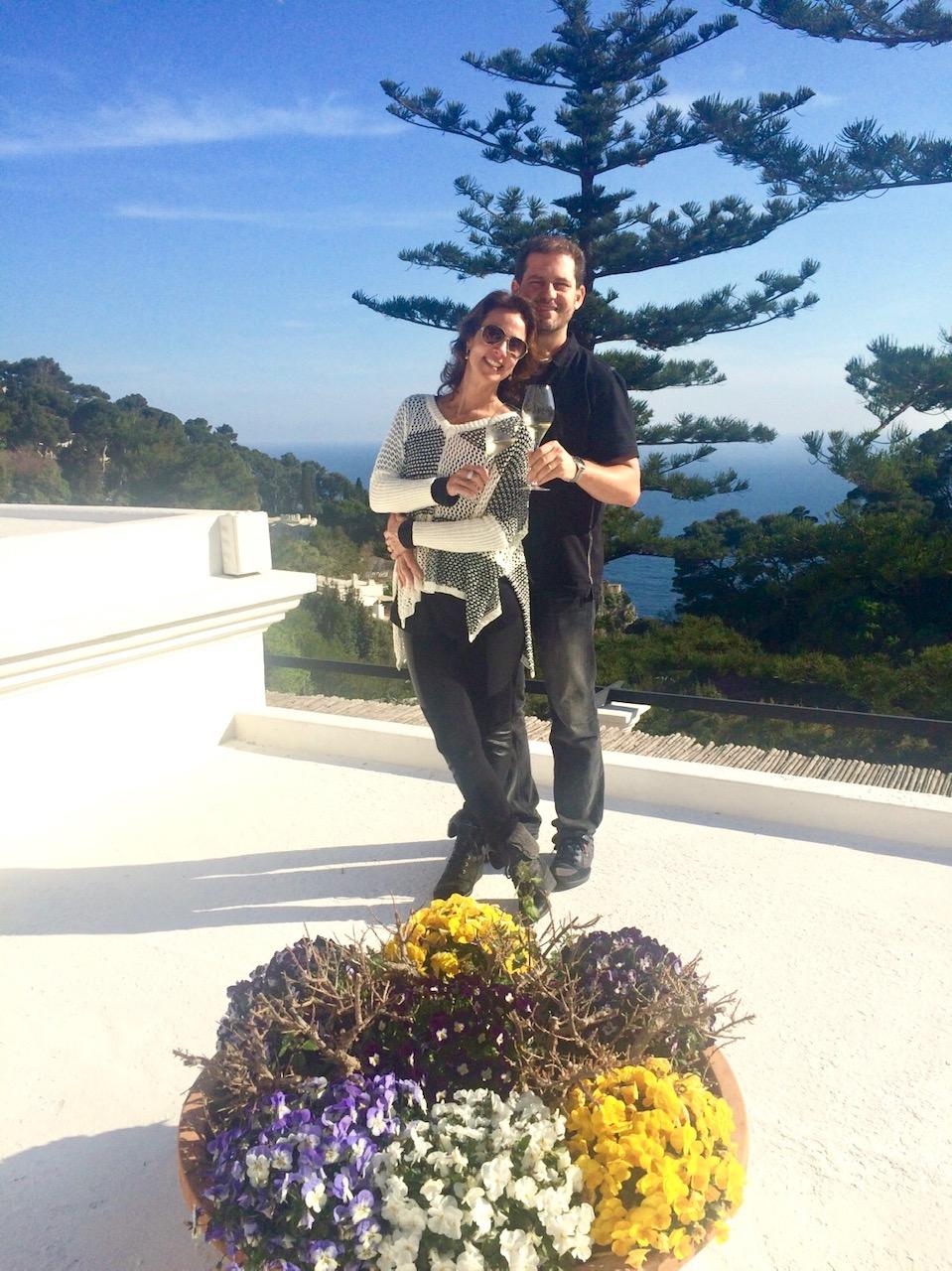 Hotel La Minerva Capri - onde ficar em Capri - dicas de hotéis