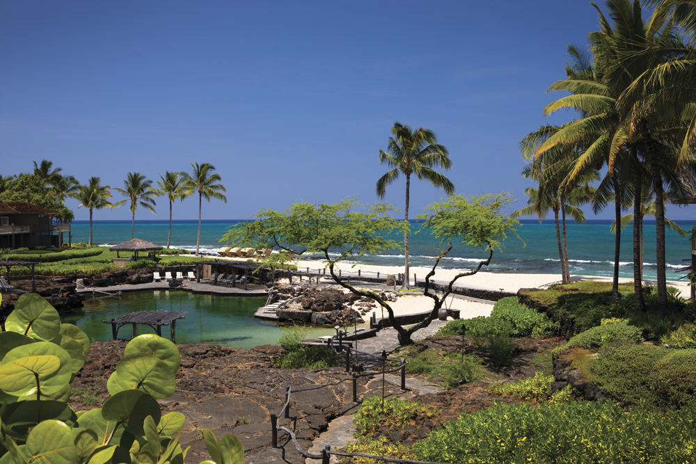 Four Seasons Resort Hualalai - Big Island - Hawaii