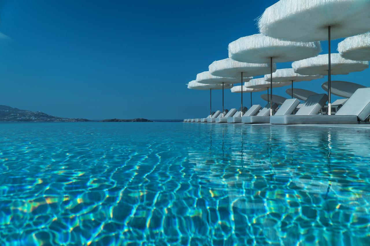 hotel Mykonos Riviera Grécia - melhores hotéis de mykonos - dicas de onde ficar em mykonos