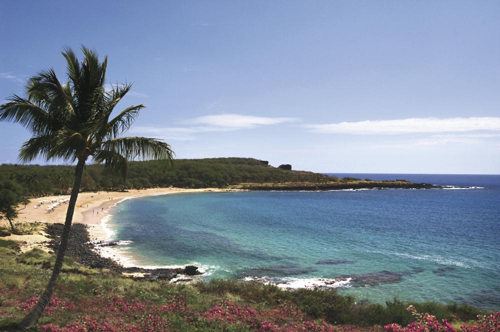 Four Seasons Resort Lanai Island Hawaii