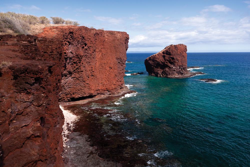 Puu Pehe - Lanai Island - Hawaii
