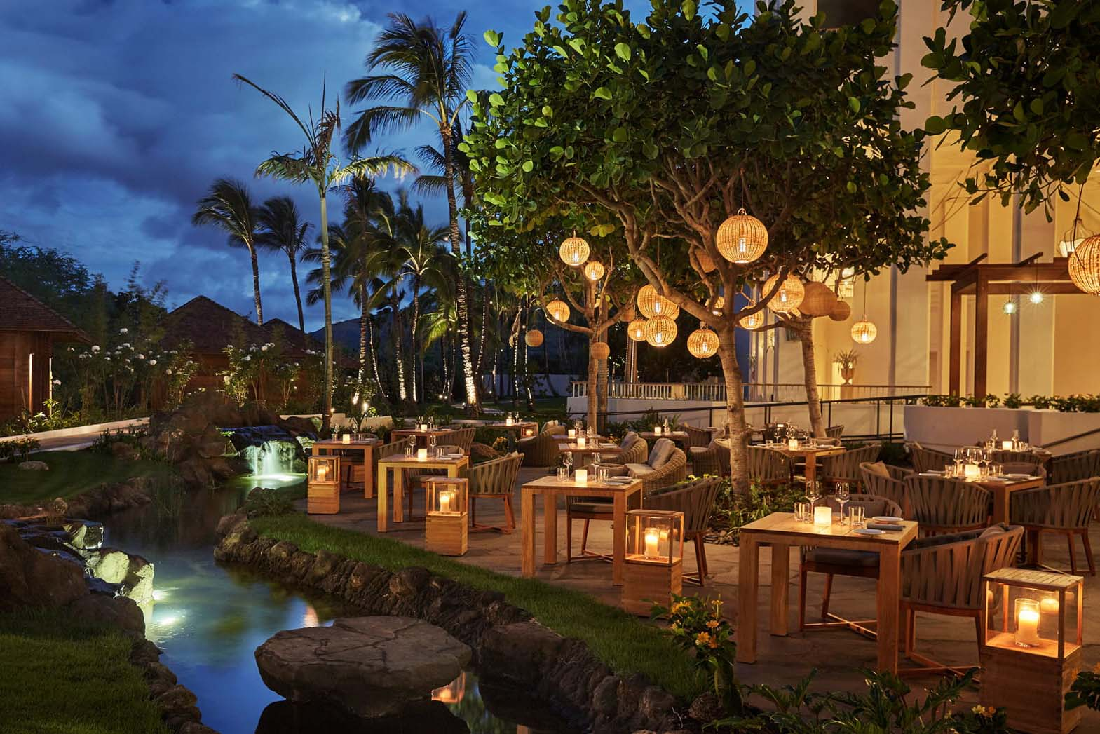 four seasons oahu hawaii restaurants - noe italian