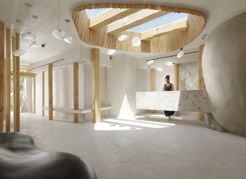 onde ficar em mykonos - kensho psarou hotel