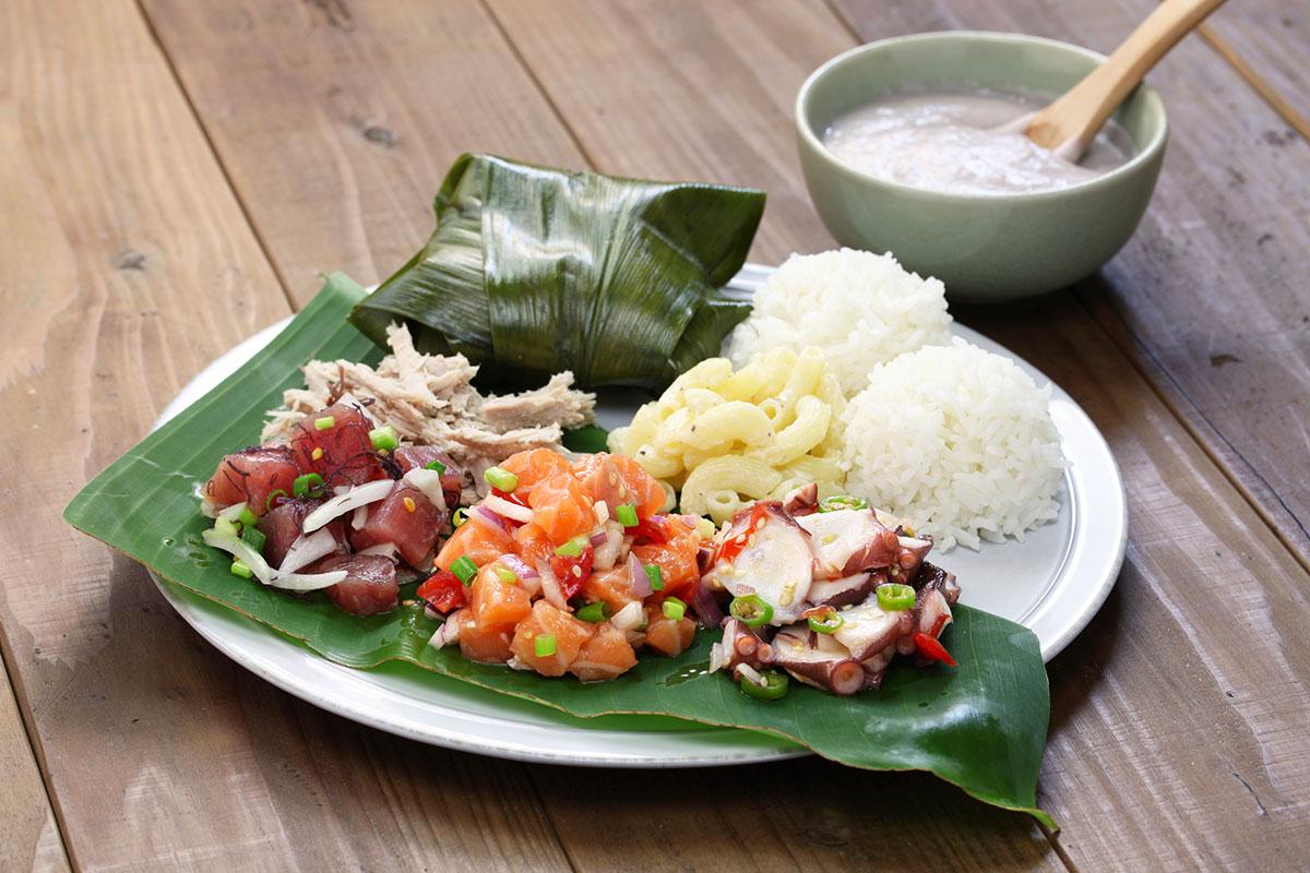 plate hawaii