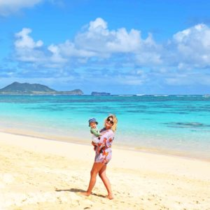 dicas de oahu - havai - lanikai beach