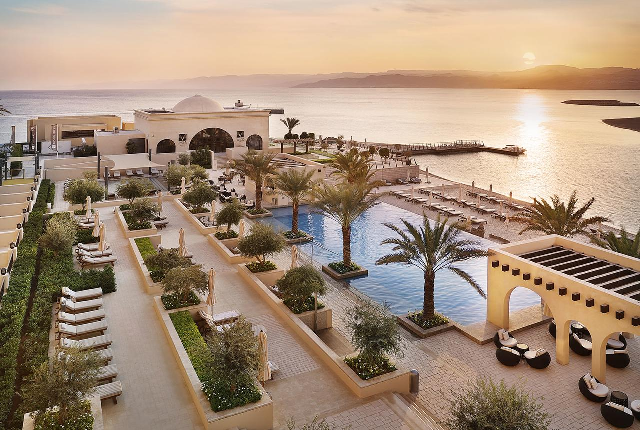 al manara aqaba jordania - hotel no mar vermelho