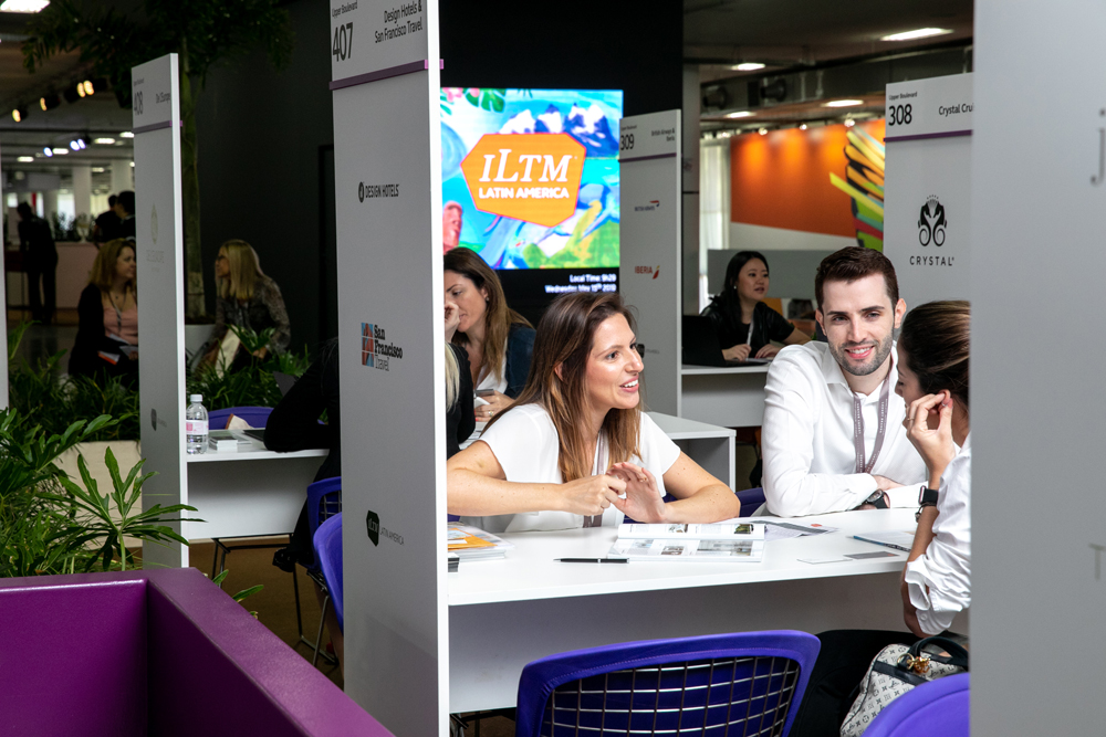 ILTM Latin America 2019 - expositores e buyers