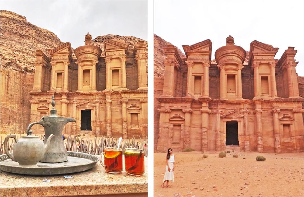 viagem para a Jordânia - Monastério - Petra