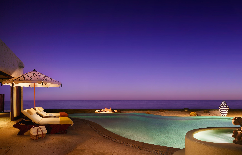 oceanfront villa las ventanas al paraiso