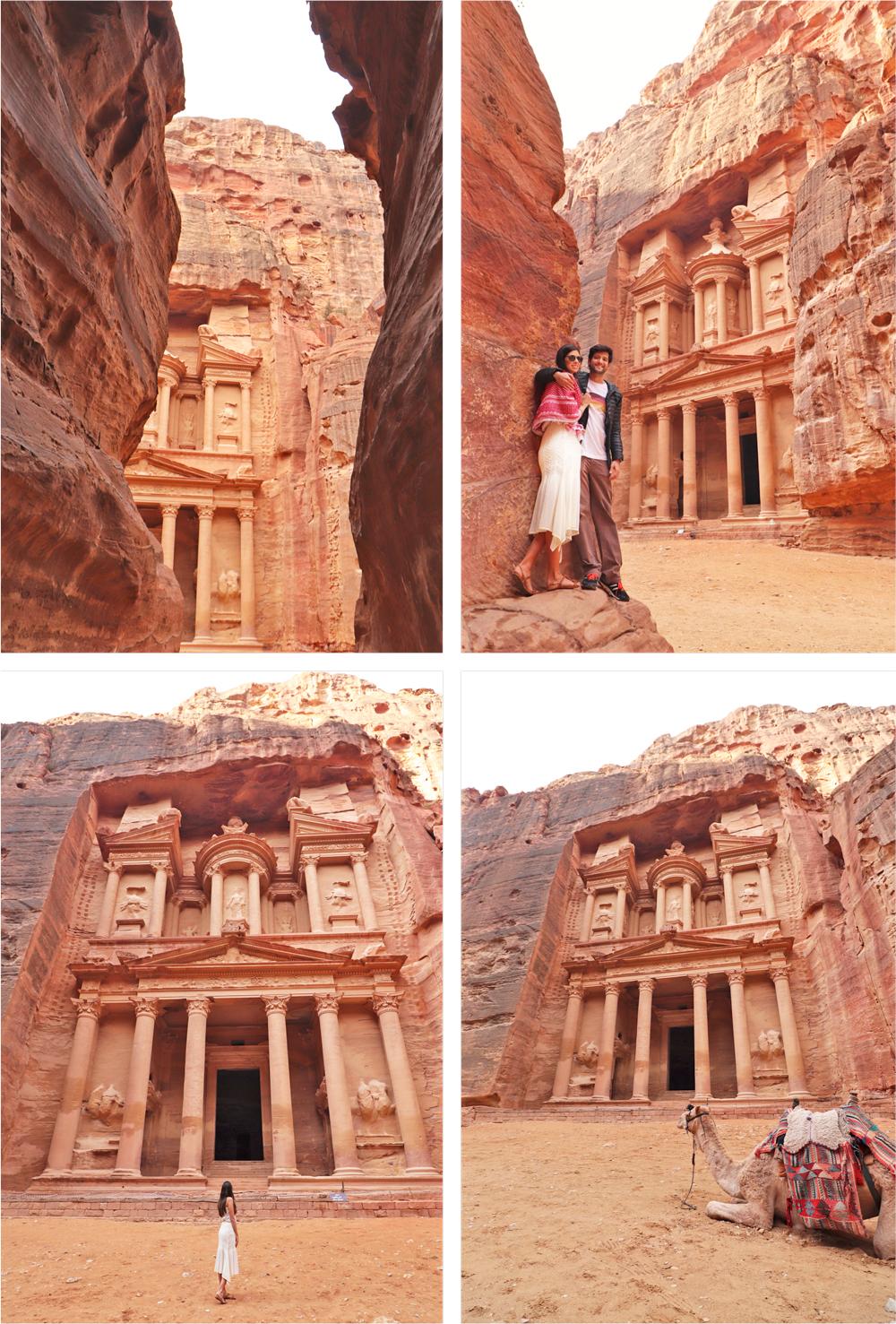 viagem para jordânia - PETRA