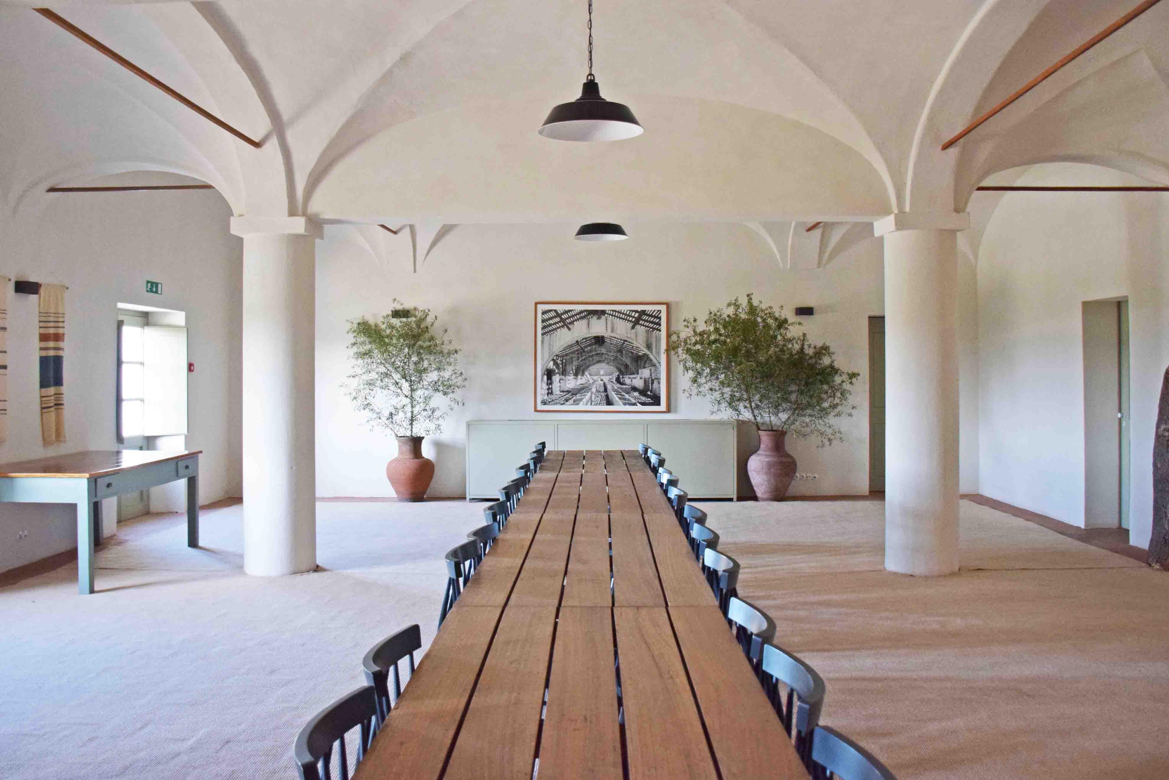 São Lourenço do Barrocal - Alentejo - Portugal - Salão de Eventos - Casamentos