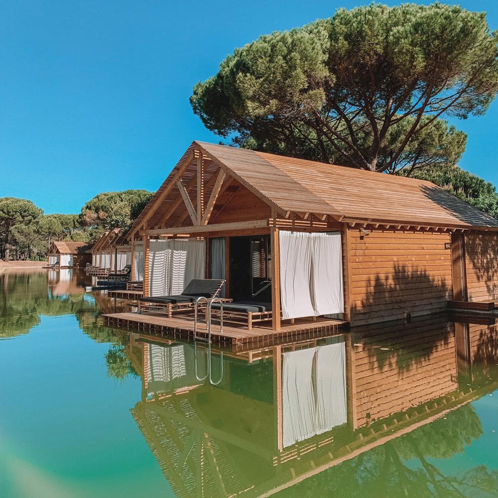 Sublime Comporta - hotel de luxo na Praia da Comporta - Portugal - Bio Pool Suites