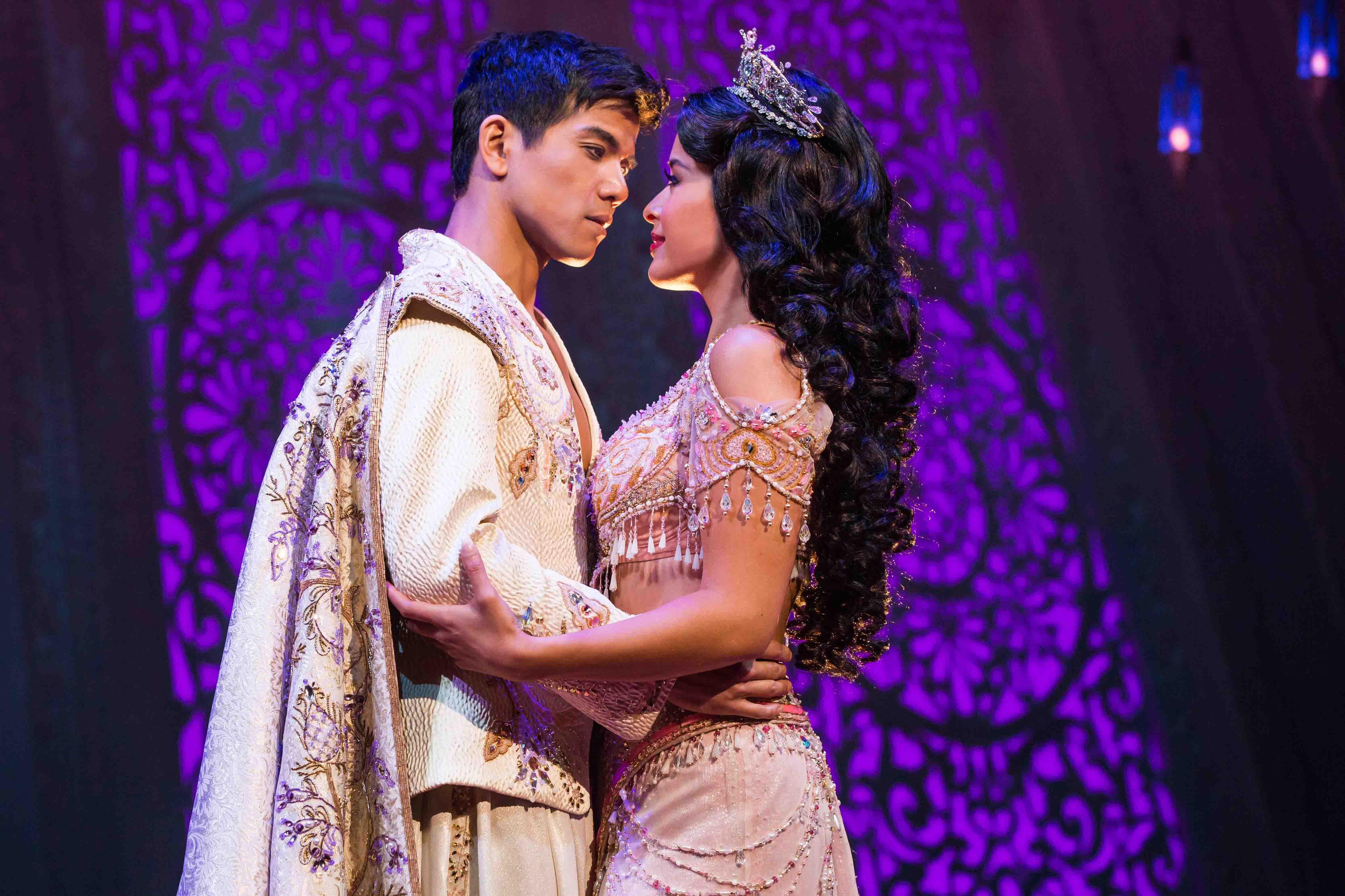 Os melhores musicais da Broadway – Nova York - Aladdin