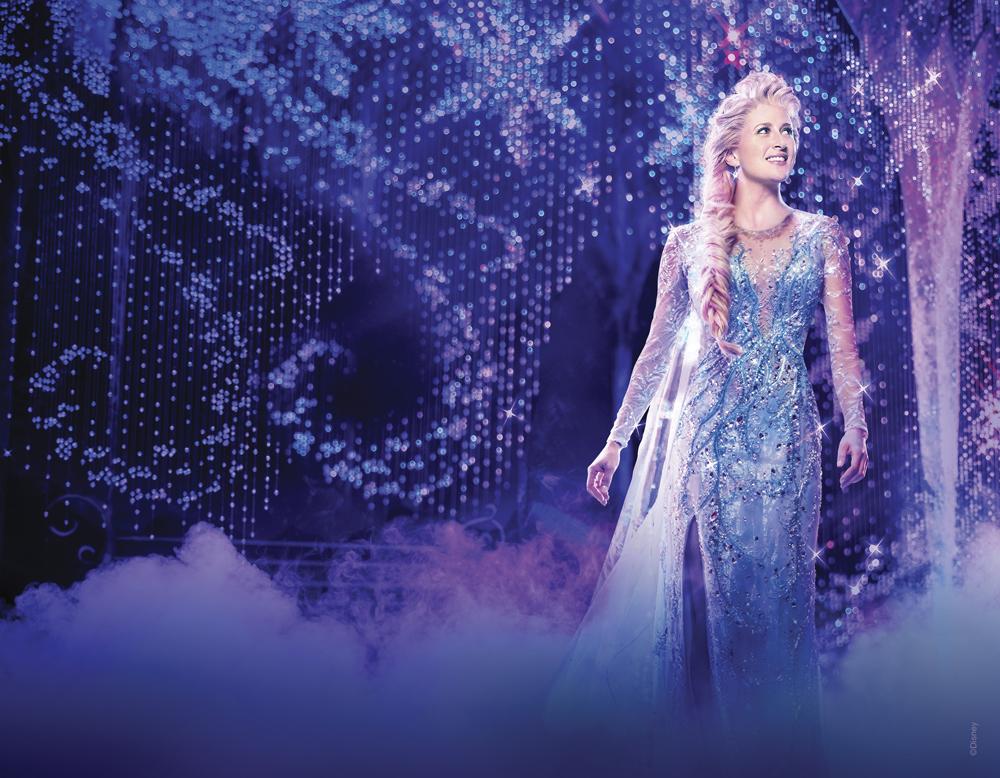 Os melhores musicais da Broadway – Nova York - Frozen