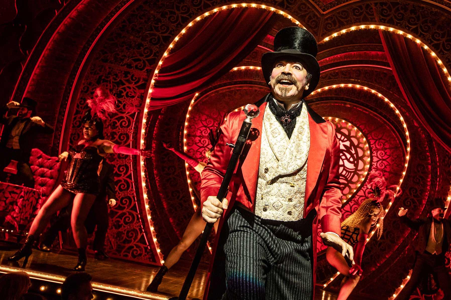 Os melhores musicais da Broadway – Nova York - Moulin Rouge