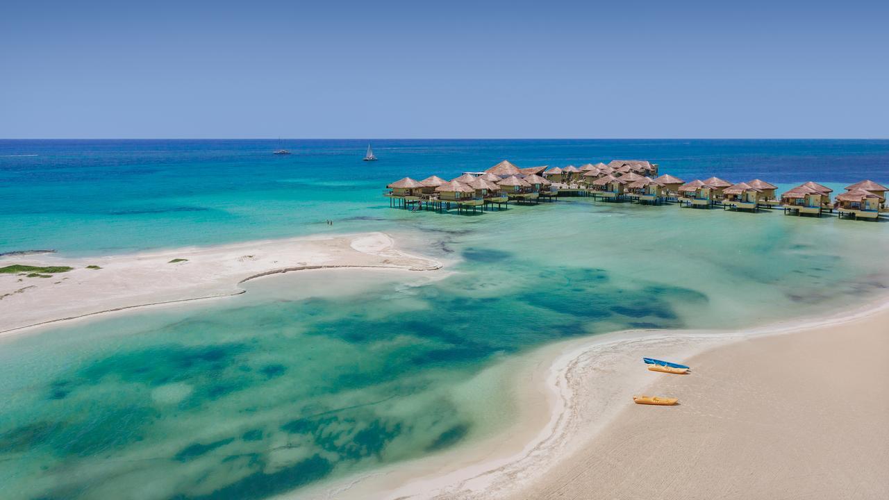 Palafitos Overwater Bungalows - El Dorado Maroma - Playa del Carmen - Mexico