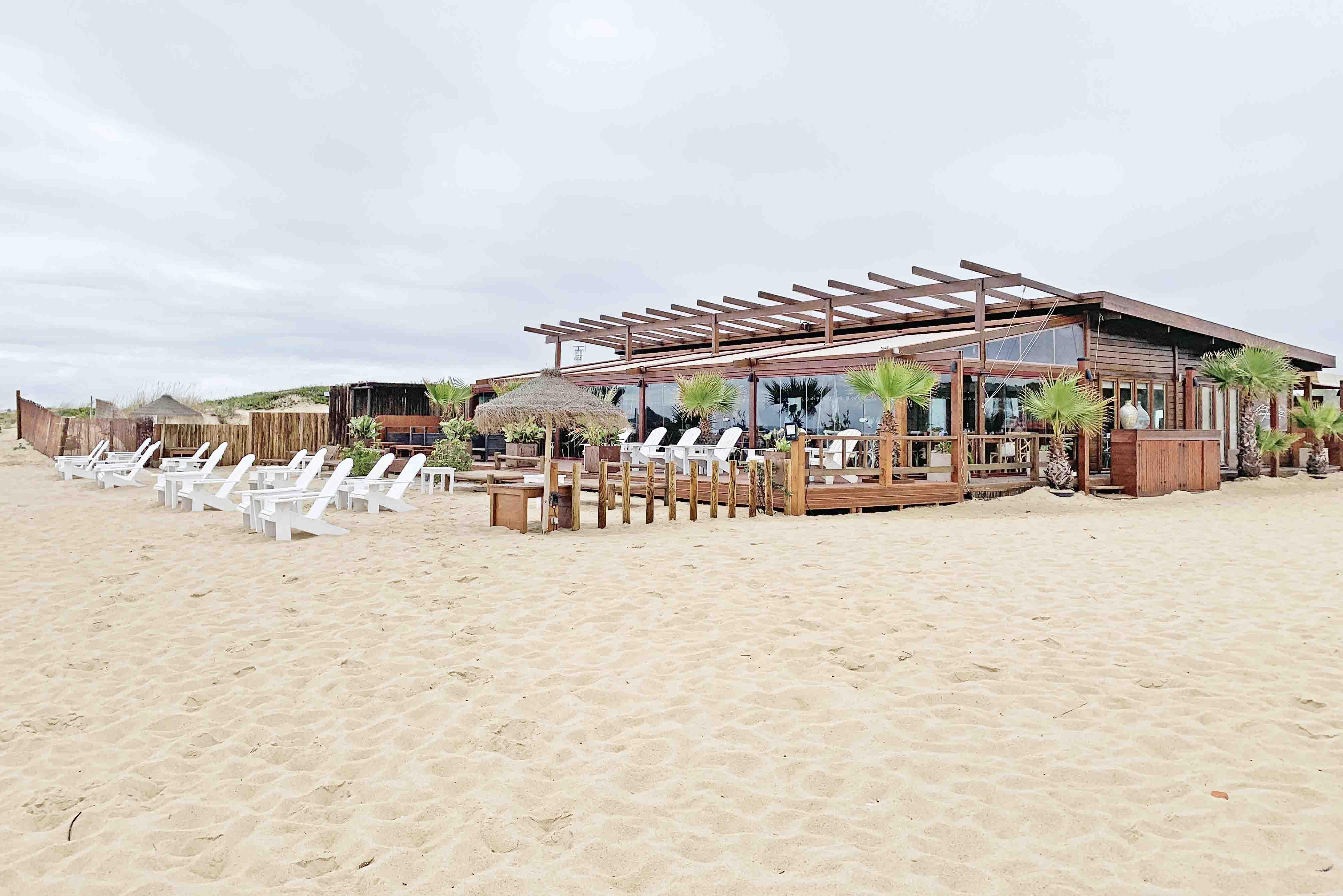 Comporta Café na Praia da Comporta