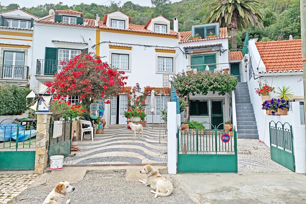 Portinho da Arrabida - Setubal - Serra da Arrábida - Portugal