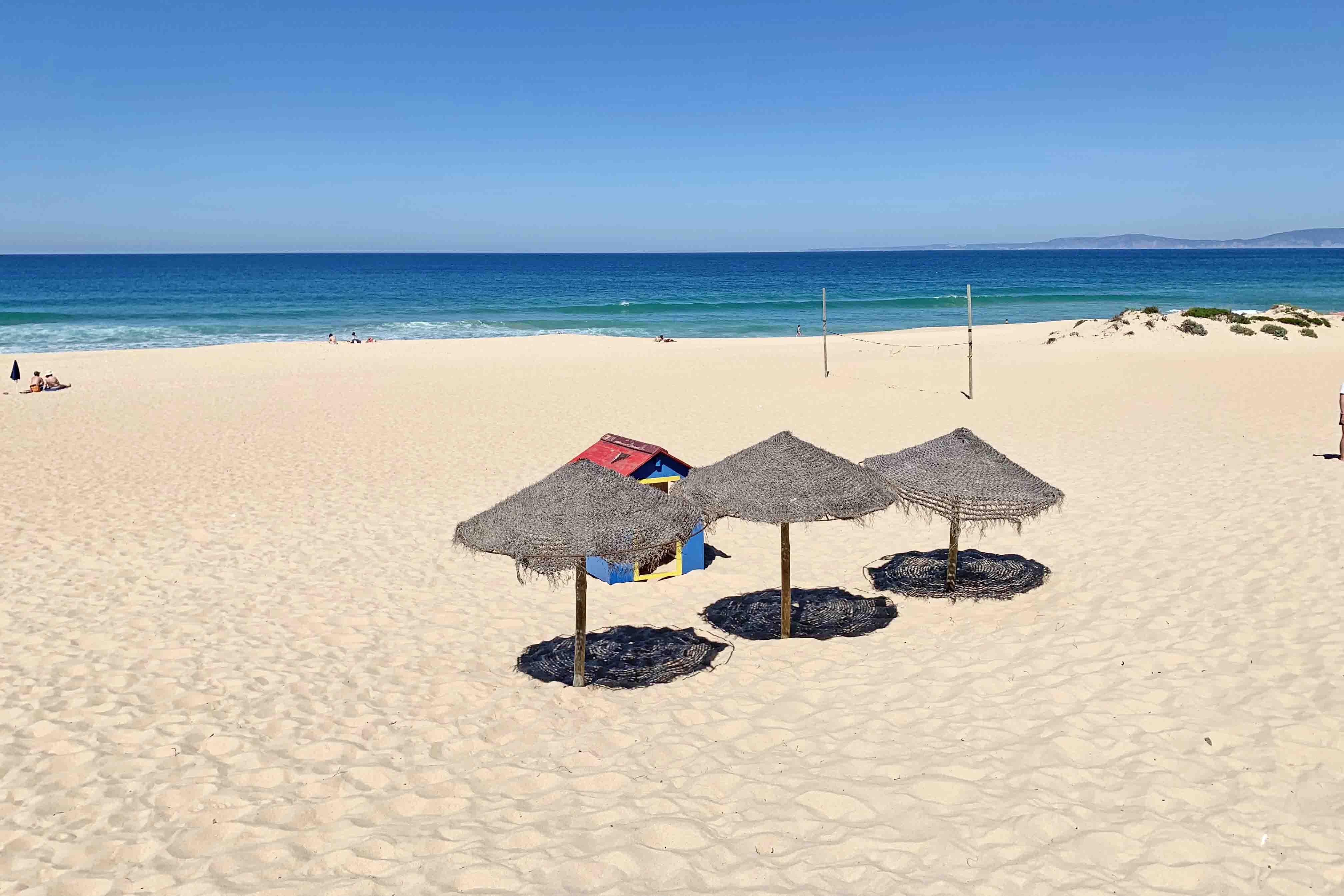 Dicas da Comporta Portugal - Praia do Carvalhal
