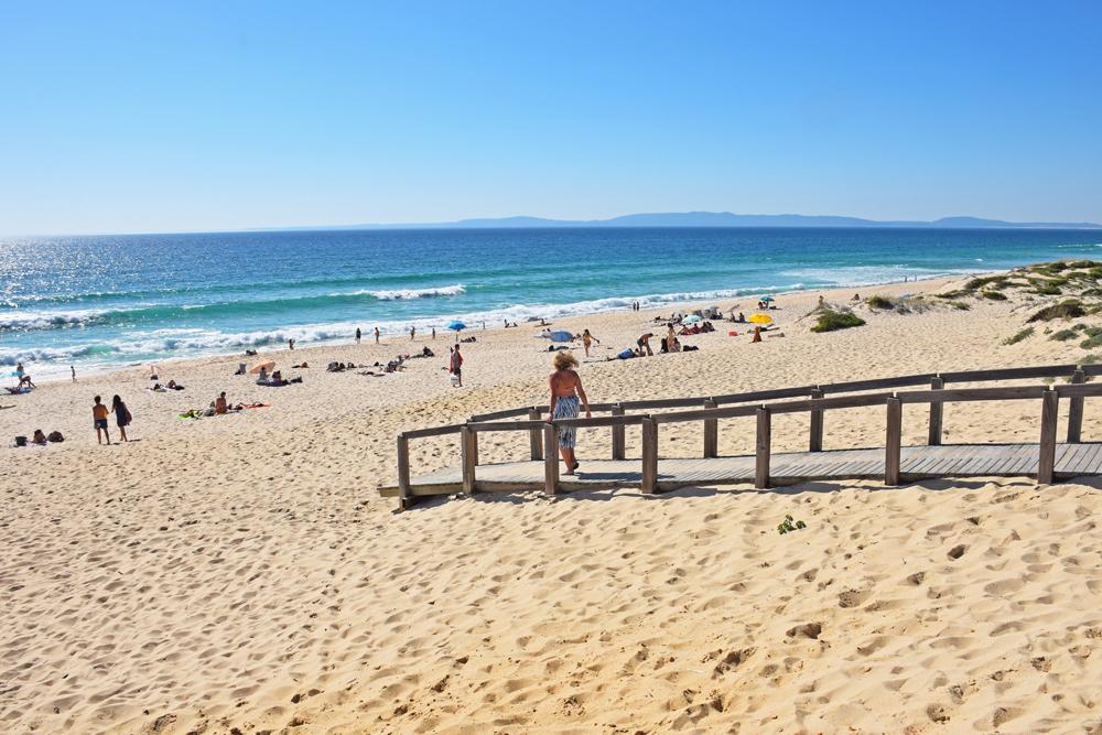 Praia do Pego - Comporta - Portugal