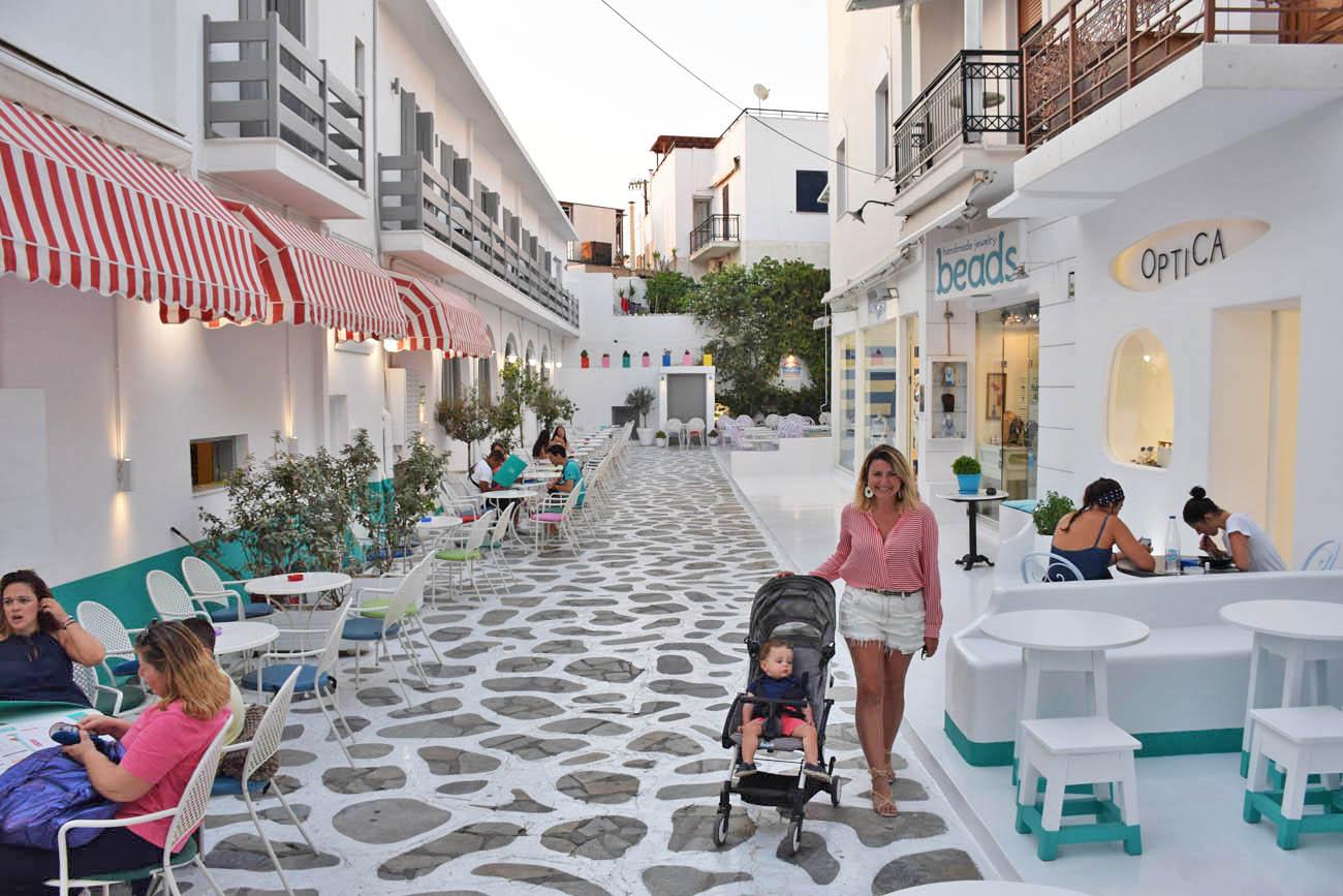 O que fazer em Naxos - Chora - centrinho