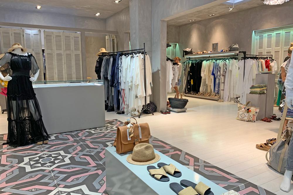 Agora Fashion Store Naxos Chora