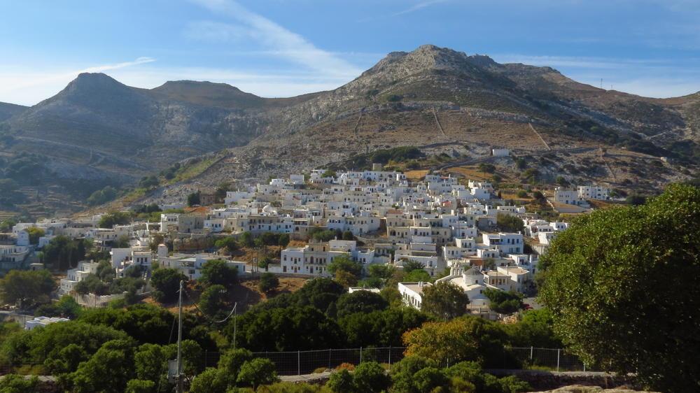 Apeiranthos Village - Naxos