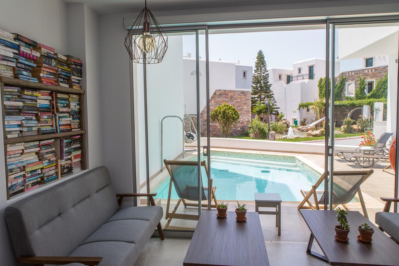 Argo Boutique Hotel Naxos Chora