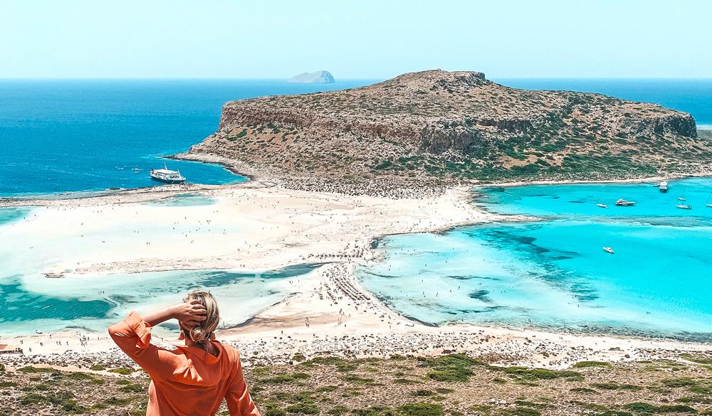 Balos Beach Lagoon - Creta - Grecia - Lala Rebelo