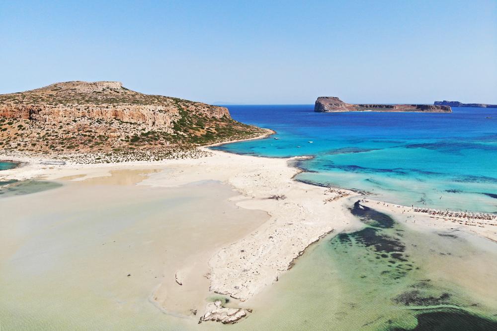 Balos Beach Lagoon - Chania - Creta - Grécia