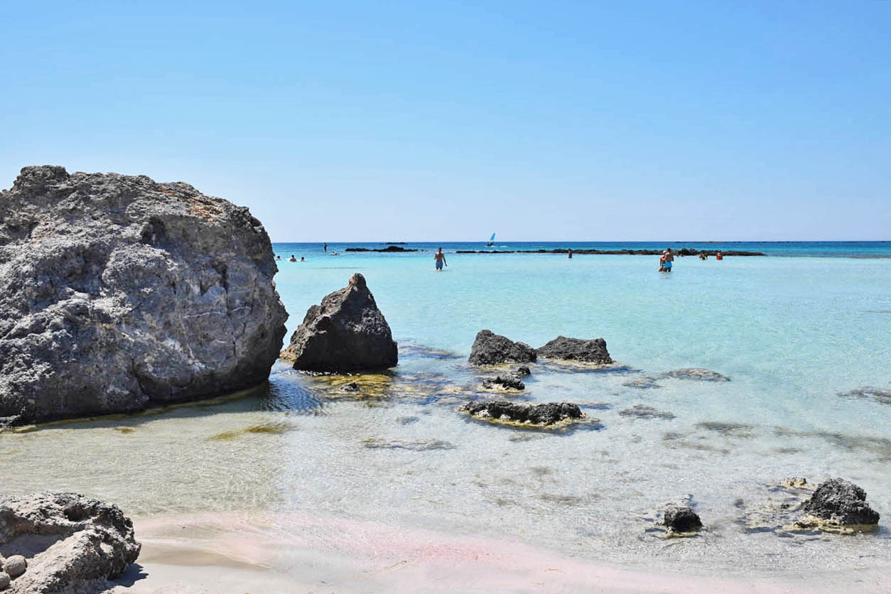Elafonisi Beach - Chania - Creta