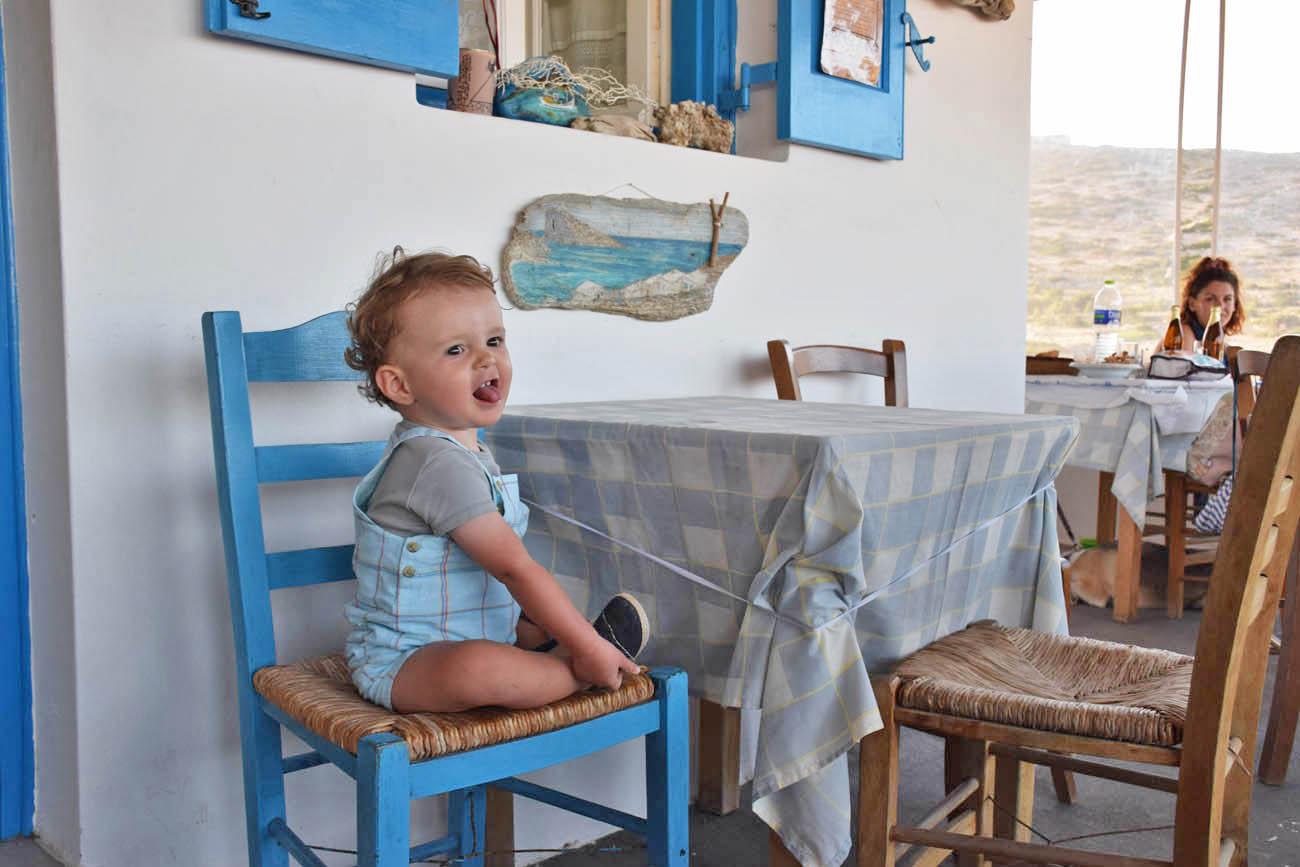 Taverna Mitsos - Kalotaritissa - Donoussa Island - Greece