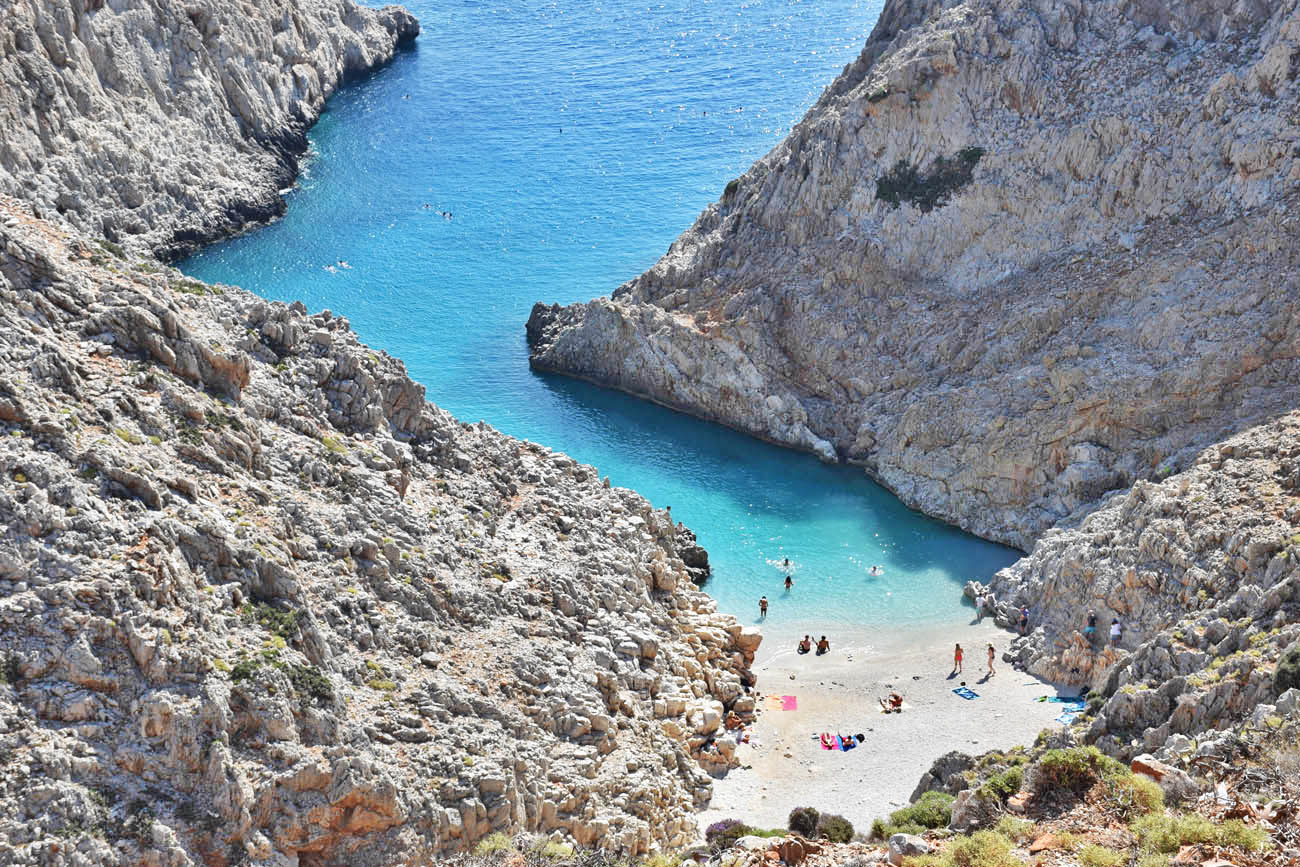Seitan Limania - Chania - Creta - Grécia