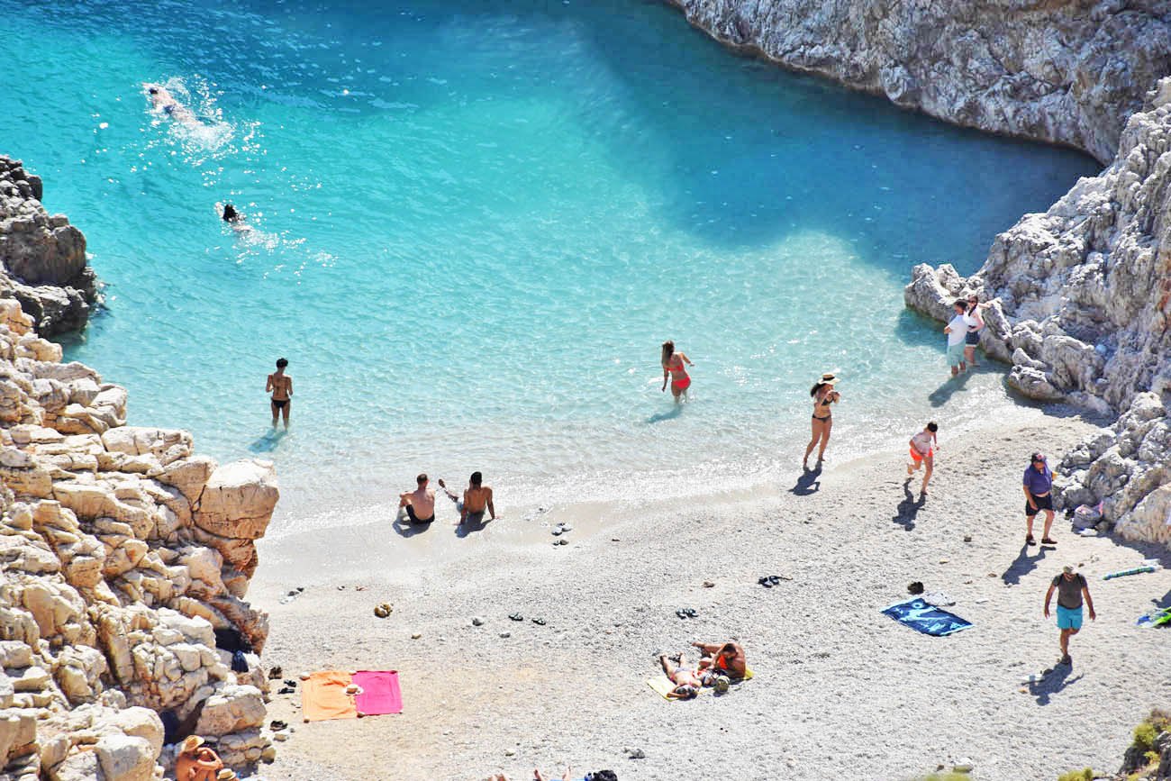 Seitan Limani - Chania - Creta - Grécia