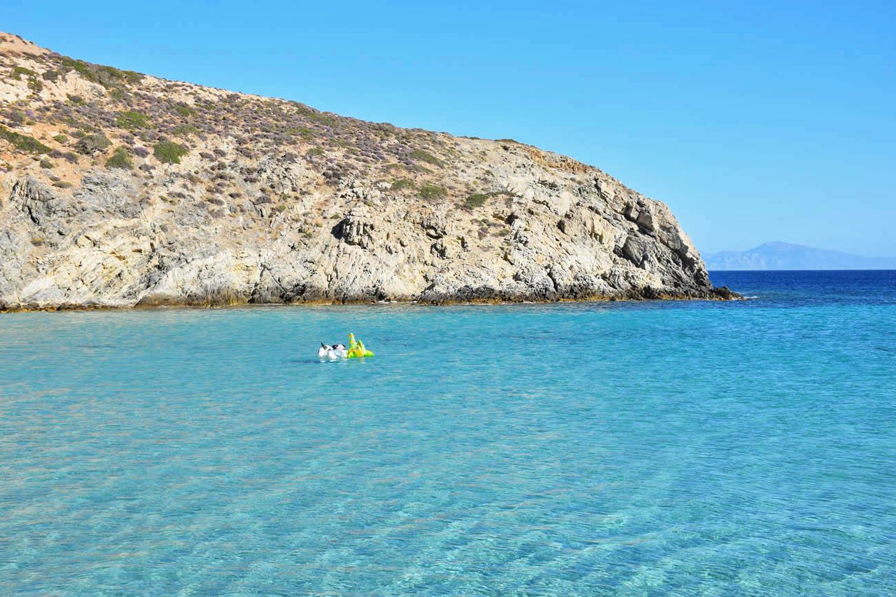 Livadi Beach - Donoussa