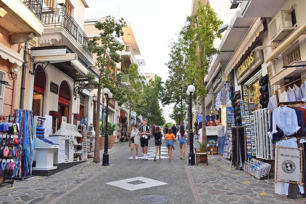 Ágios Nikolaos - Creta