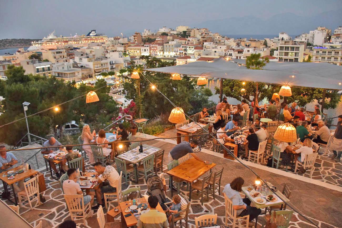 Restaurant Gioma Meze - Agios Nikolaos - Crete