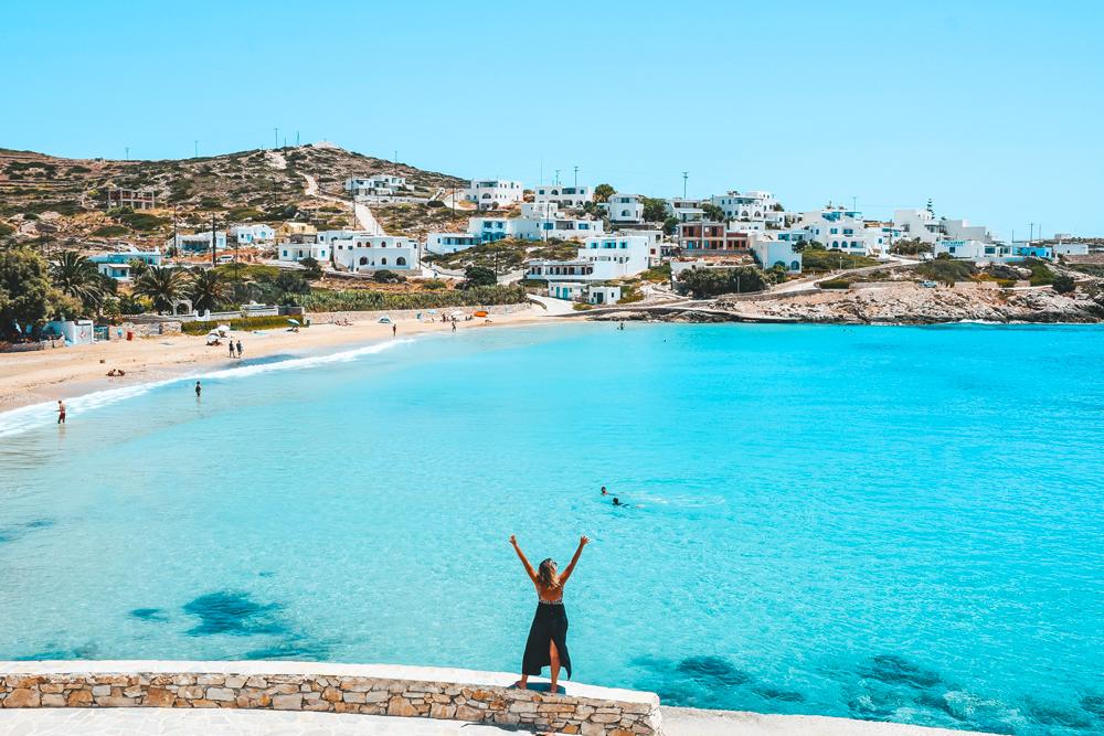 Dicas de Donoussa - a ilha mais autentica e menos turistica da Grecia