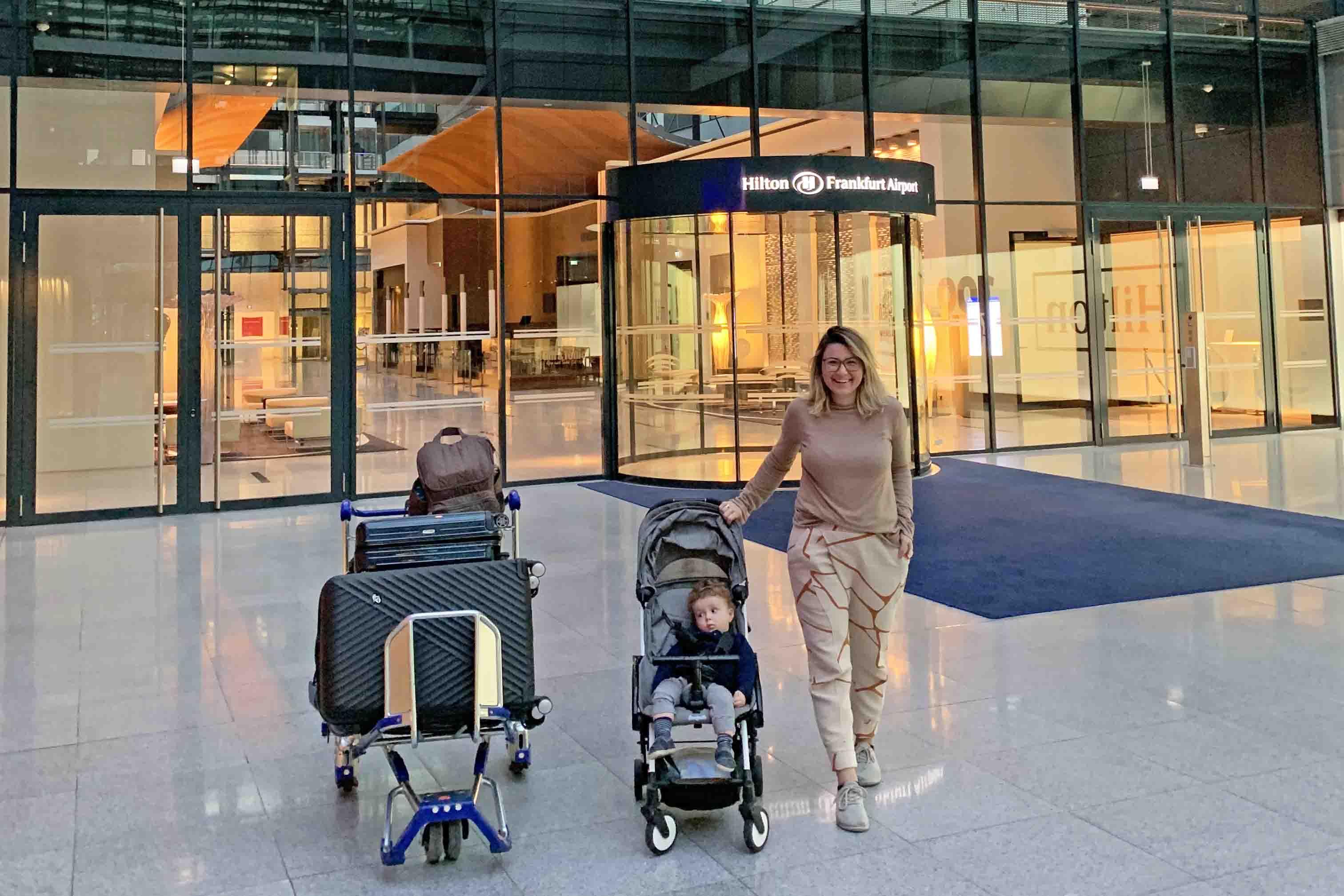 HOTEL AEROPORTO FRANKFURT - Hilton