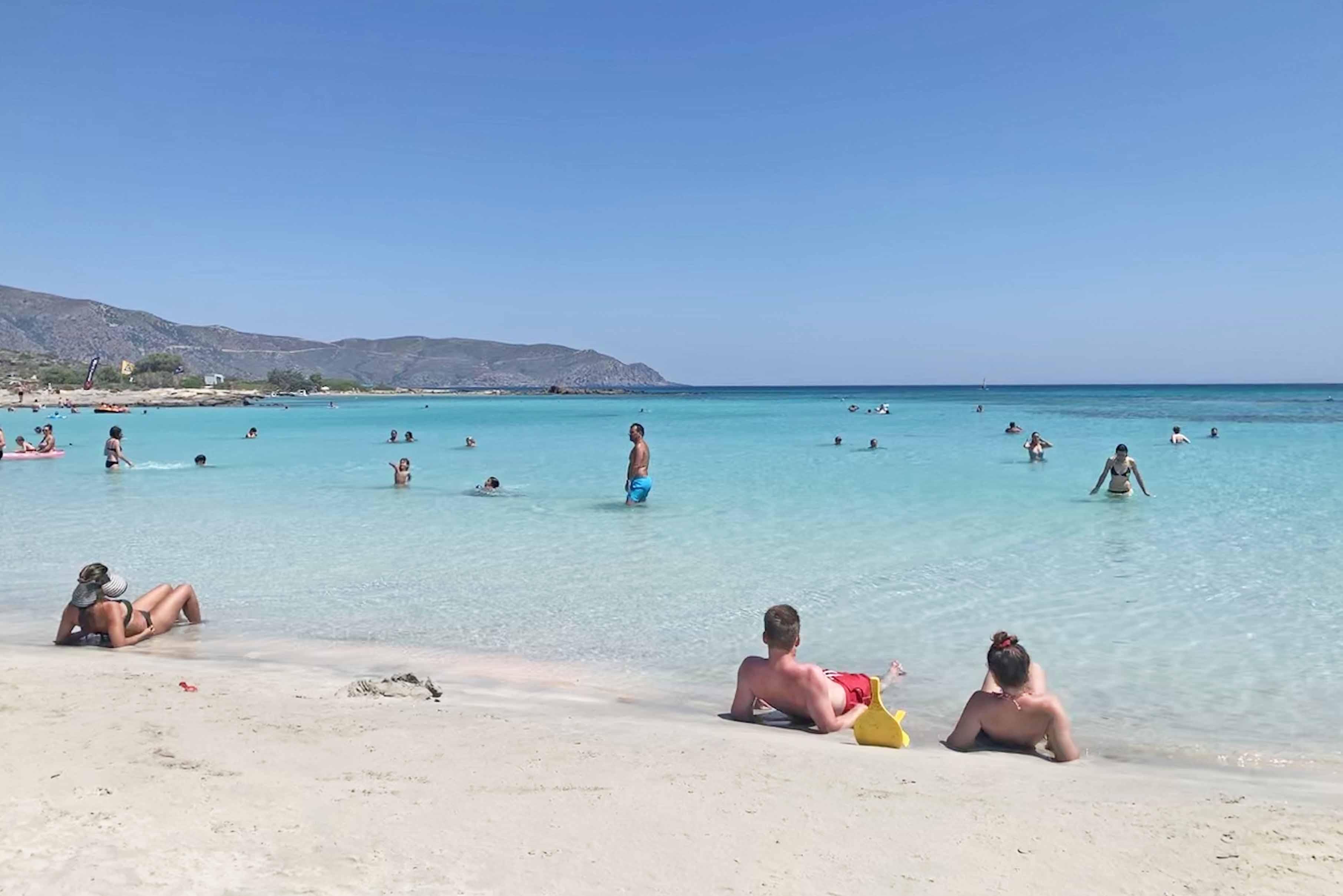 Clima Grécia - Melhor época para ir - Creta
