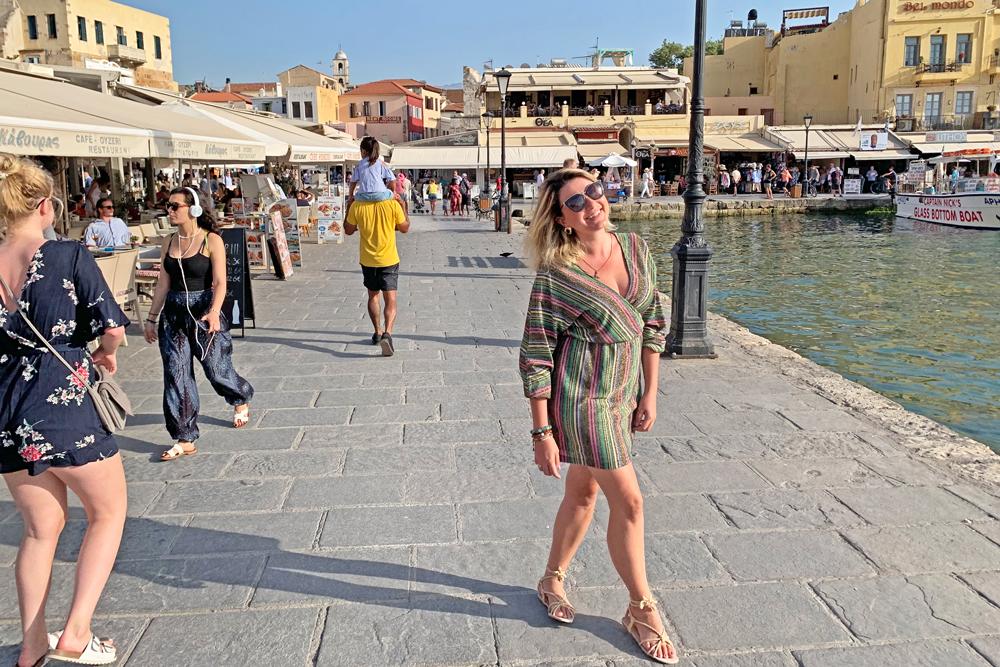 Chania Old Town - Creta