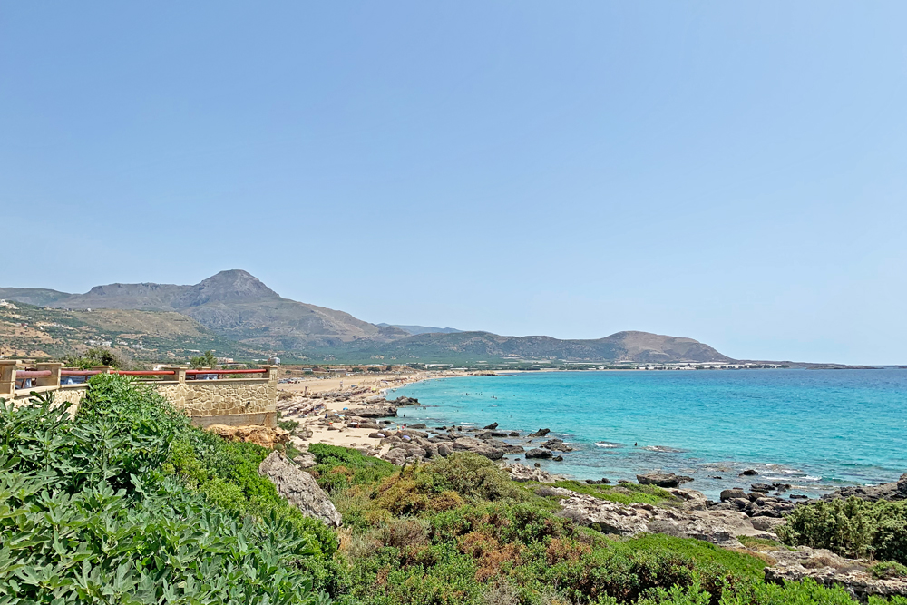 Falassarna beach - Chania - Creta